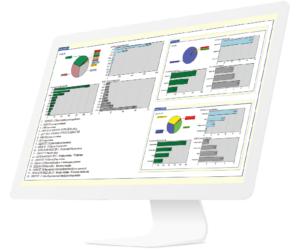 Proficy Plant Applications включает в себя такие модули, как анализ неисправностей, анализ смен и анализ местоположения
